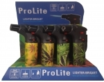 !NEW! PRO-LITE - LEAF 2 REFILLABLE TORCH 12/BX