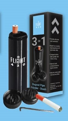 !NEW! FLIGHT 420 DUGOUT  4/BX