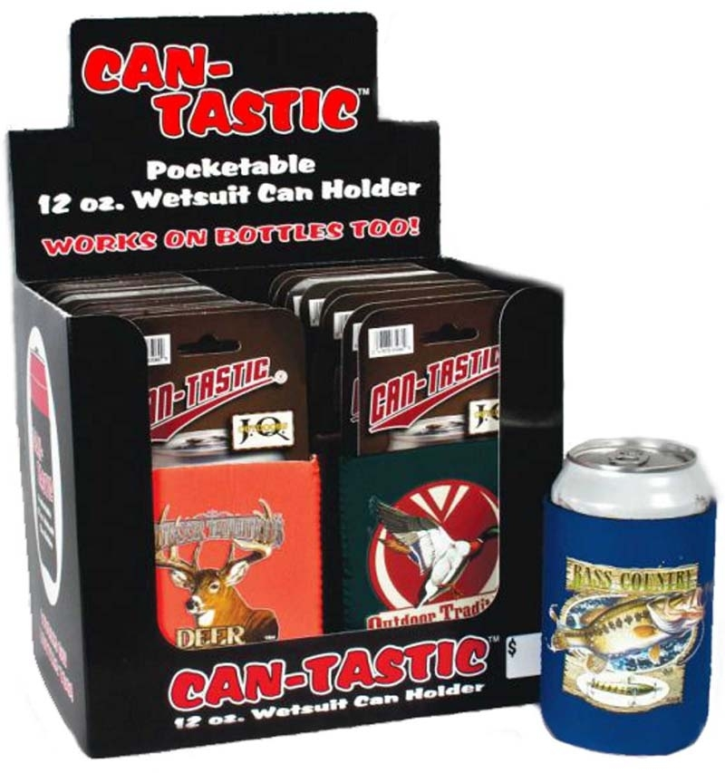 CANTASTIC JQW OUTDOOR MIX 36/BX
