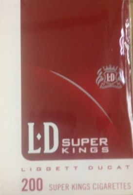 KS 20 L.D FULL FLAVOUR RED SUPERKING 200s