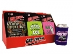 CD CAN TASTIC CAN/BXTTLE WRAP FUNNY 36/BX