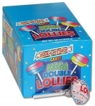DBLE LOLLIES MEGA BOX 24/BX
