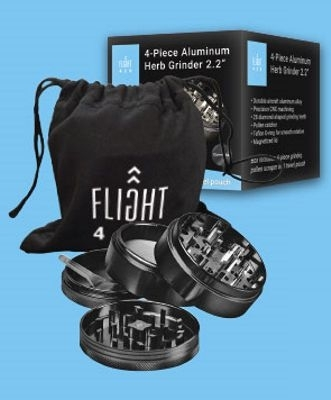 !NEW! FLIGHT 420 PREMIUM GRINDER 2.2""