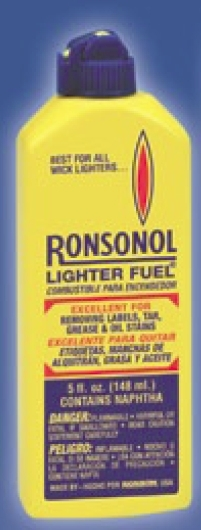 RONSONOL LIGHTER FLUID 142ML  (RN.FLUID.142)