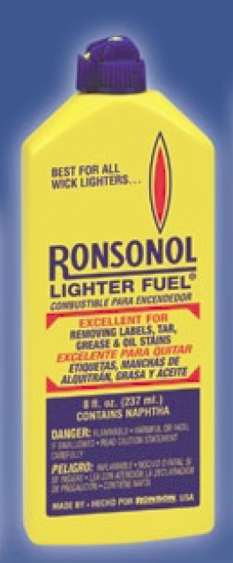 RONSONOL LIGHTER FLUID 227ML  (RN.FLUID.227)