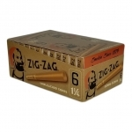 !NEW! ZIG ZAG UNBLEACHED CONES 1 1/4