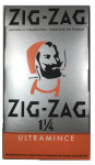 !NEW! ZIG ZAG ULTRA THIN 1 1/4 BOOKLETS 25/BX